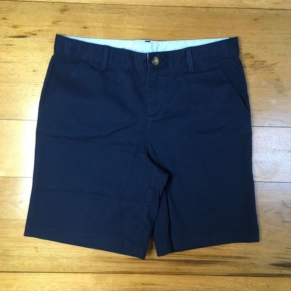 NWT Gymboree Boys Cotton Shorts NEW Long Short Bermuda